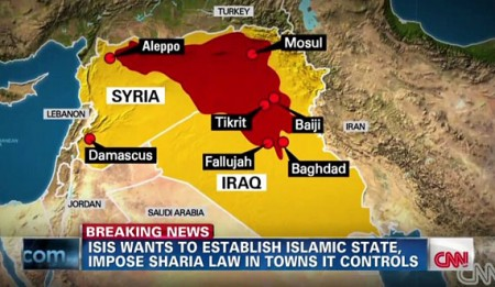 isis takeover