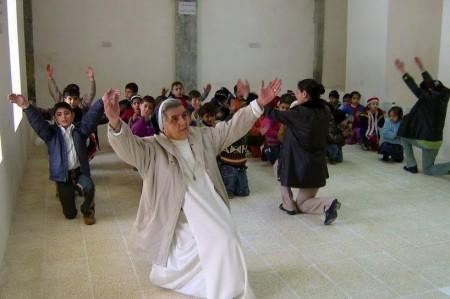 chaldean nuns