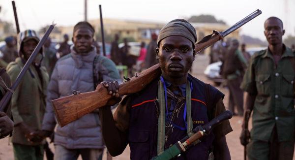 NIGERIA Violence 122907