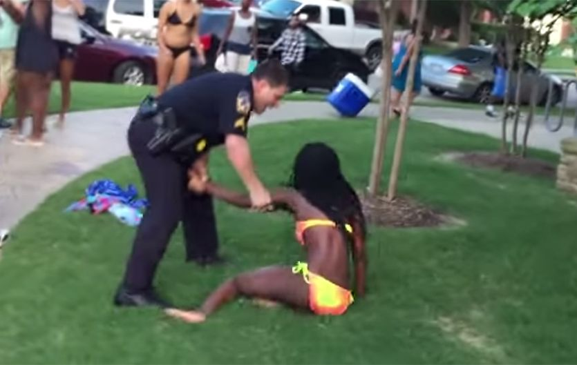 austin-pool-party-police