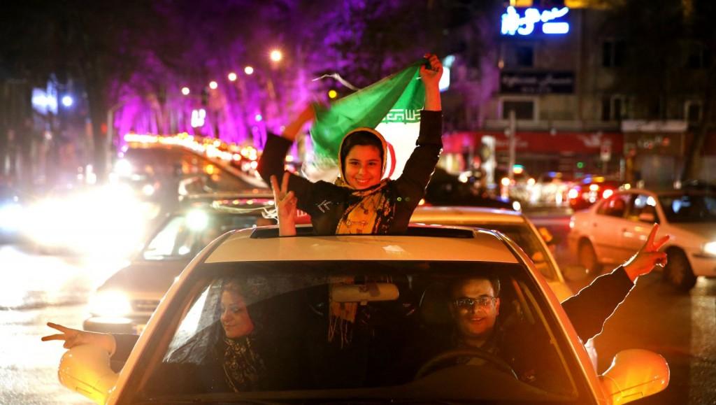 iran-celebrates