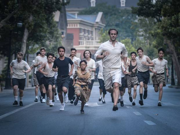 IMDB/Production Photo The Last Race, scheduled for release in 2016, depicts the final years of Eric Liddell in a Japanese concentration camp. Liddell, a missionary to China, died in the camp in 1945.