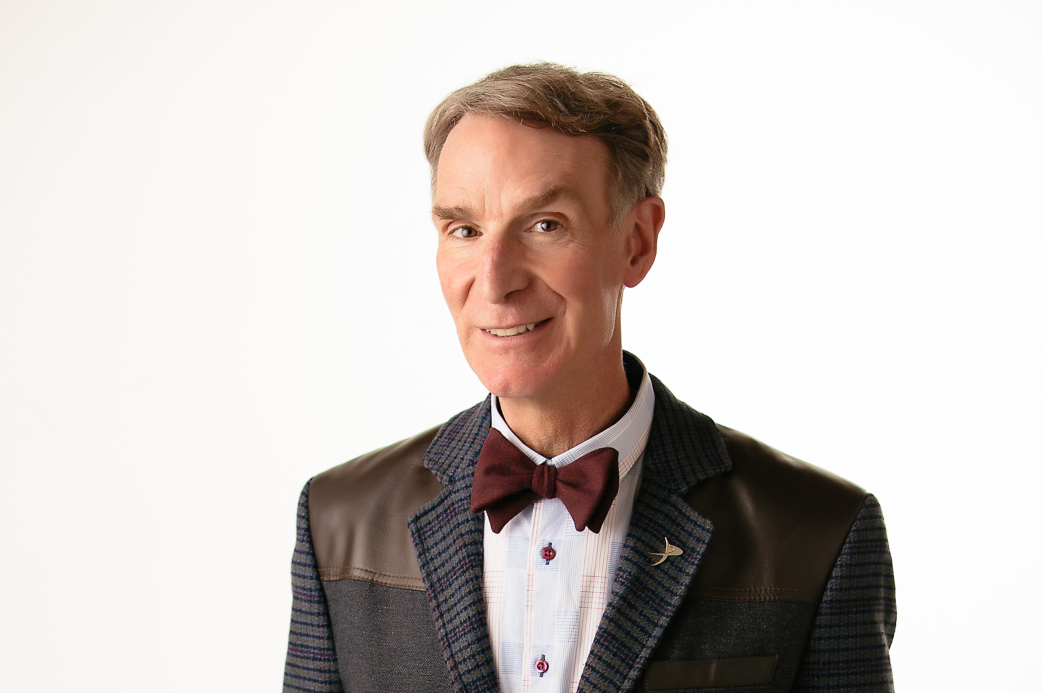 Bill Nye (The Science Guy)É. (photo courtesy Bill Nye Productions)