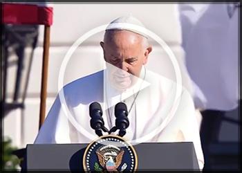 Francis first address