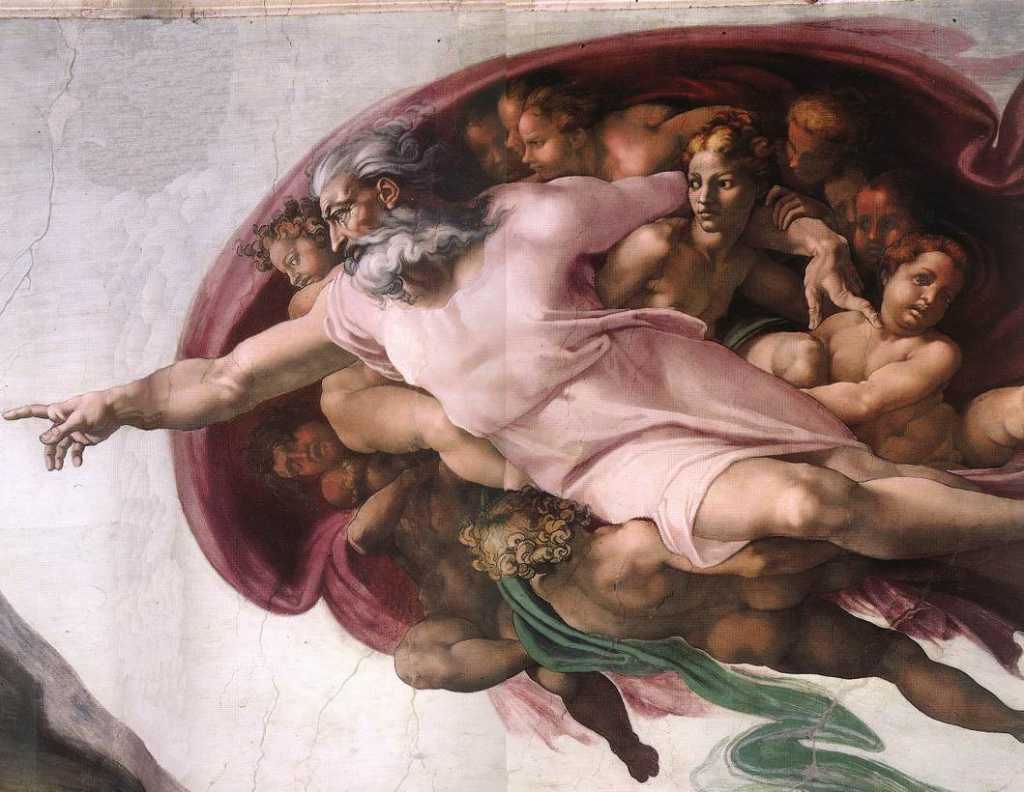 Michelangelo_Creation_of_Adam_04