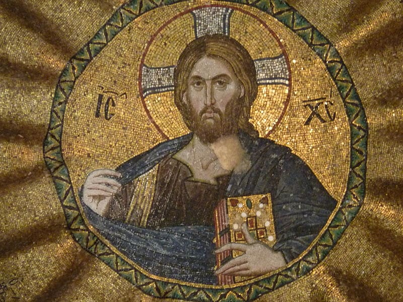 800px-Pammakaristos_Church_-_main_dome_of_parekklesion_-_Jesus_Christ_-_P1030432