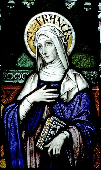Our Lady Immaculate Guelph, Ontario Saint Frances of Rome St. Frances of Rome
