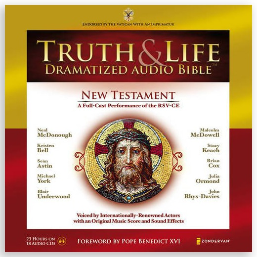 Truth and Life Dramatized Audio Bible - MP3 Digital Download - Ave