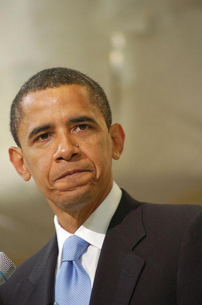 Barack Obama by Elizabeth Cromwell - CC-BY-SA-3.0