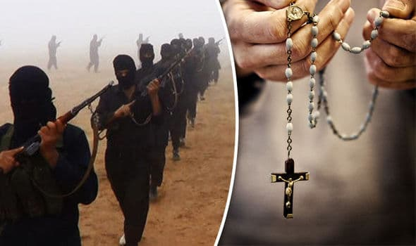 Islamic extremism is on the rise in Bangladesh as the number of defiant Christians soars