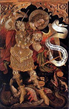 St-Mchael-and-Devil