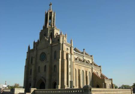 central asia church