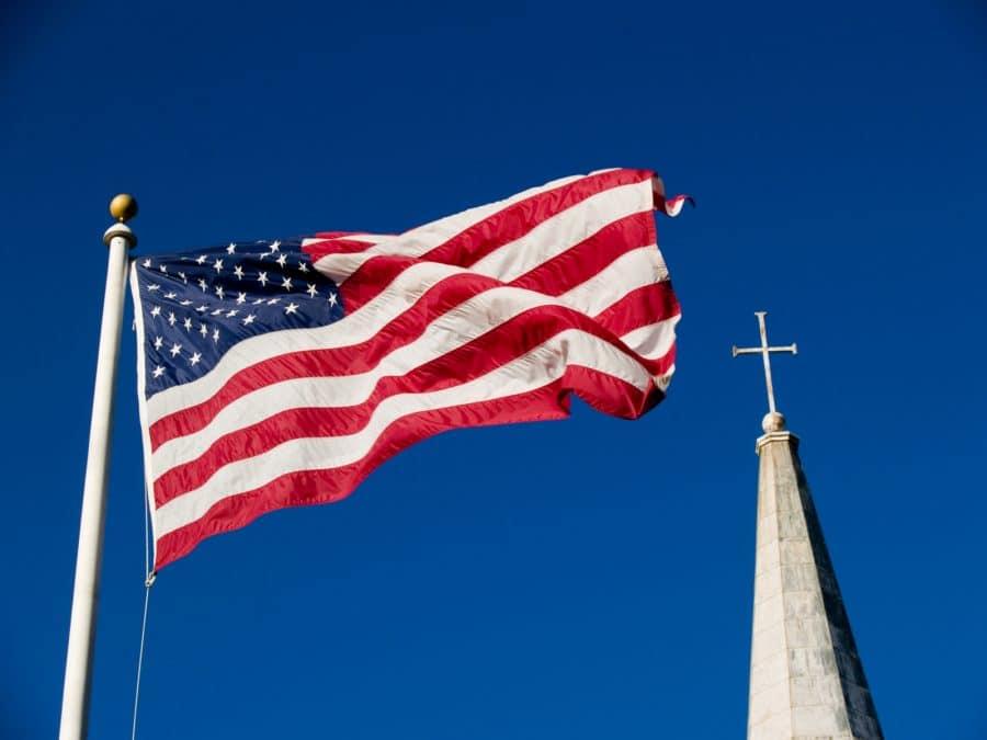 flag-church
