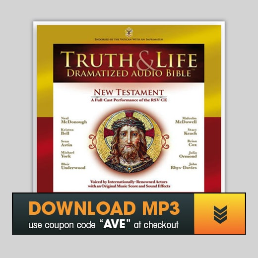Truth and Life Dramatized Audio Bible - MP3 Digital Download