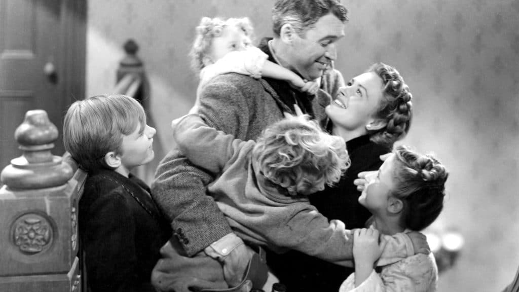 Jimmy Stewart It S A Wonderful Life And Psalm 91 Ave Maria Radio Ave Maria Radio