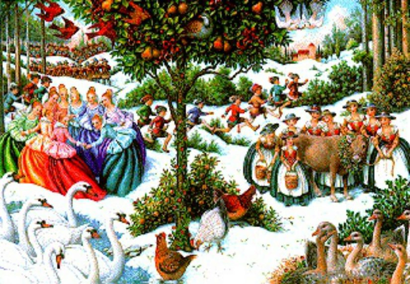 are the 12 days of christmas a secret catholic code - When Are The Twelve Days Of Christmas