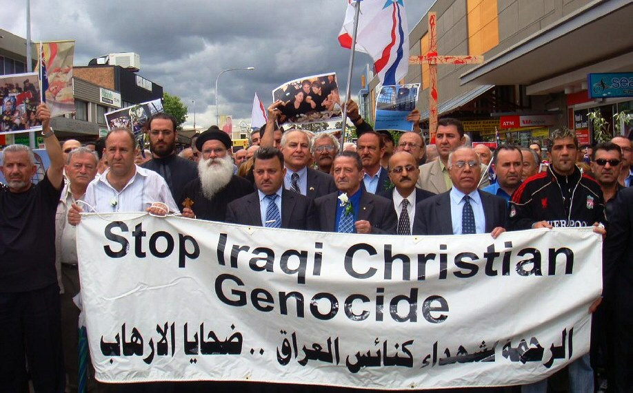 Image result for christian persecution in Iraq
