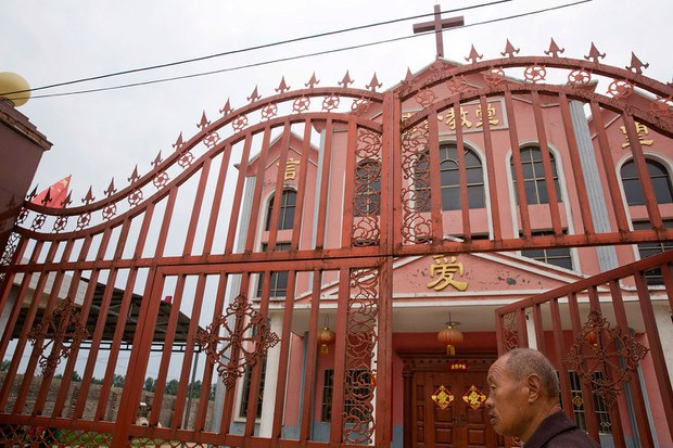 christian church in china chinese christians persecuted brought to brainwashing facilities