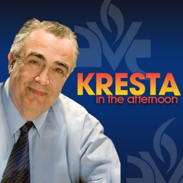 Kresta in the Afternoon